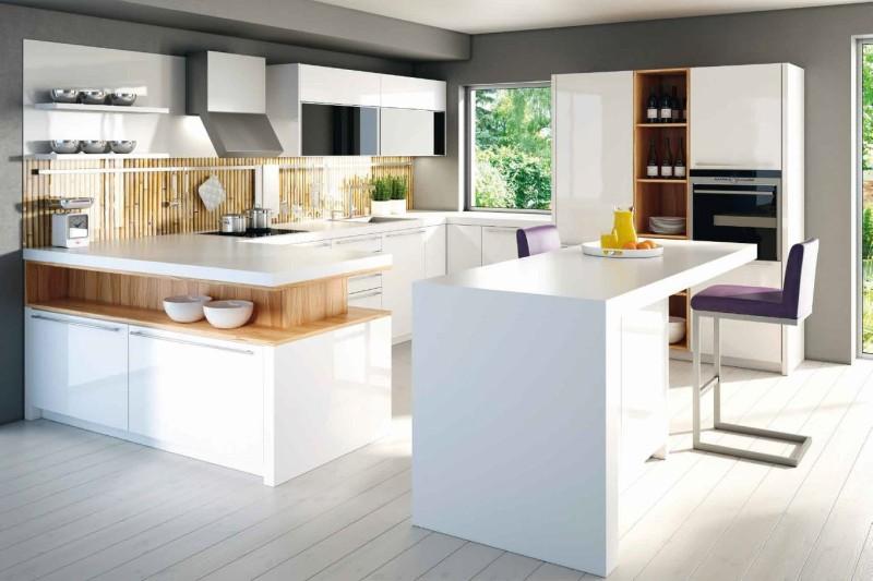 Inspiratie Witte Keuken : Witte keuken