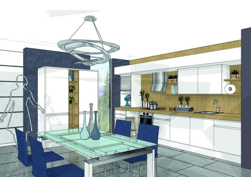 Design keuken ontwerpen for 3d keuken ontwerpen ikea