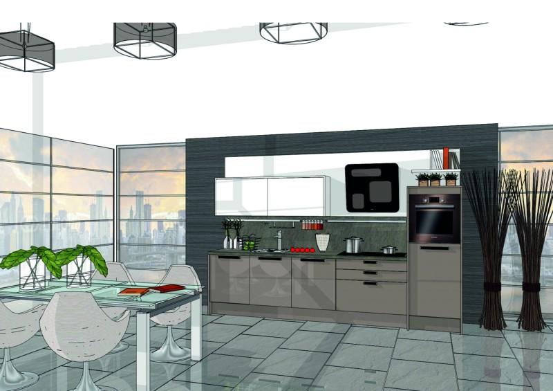Keuken Antraciet Grijs : artikelen 3d keuken ontwerpen lees meer oostenrijkse keuken