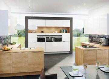 Houten keuken – Tijdloze elegantie