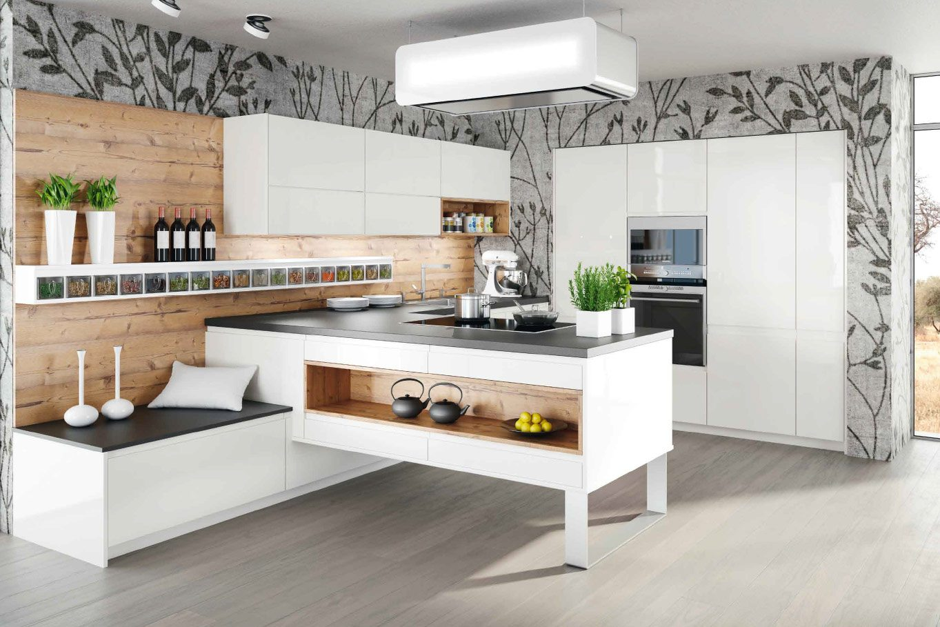 Exclusieve keuken van dan küchen